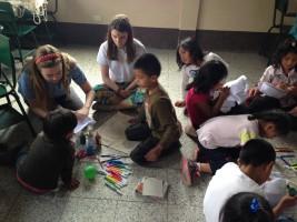 Volunteer travel.6