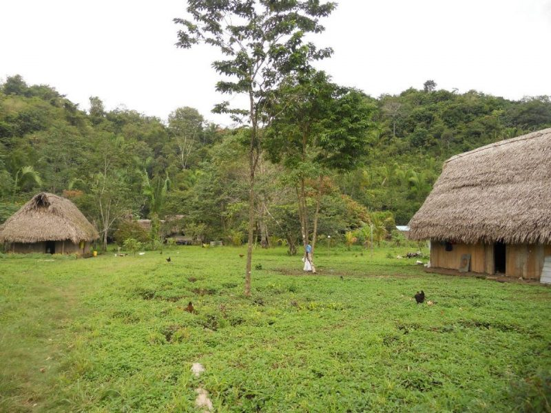 Maya Village in Toledo with Viaventure