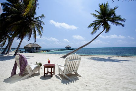 Luxurious Accommodation at Victoria House, Ambergris Caye, Belize