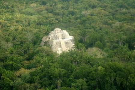 Archaeology Sites Mayan Temples Guatemala Belize Honduras