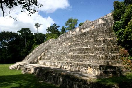 Caracol Maya Temple Site, Cayo, Belize