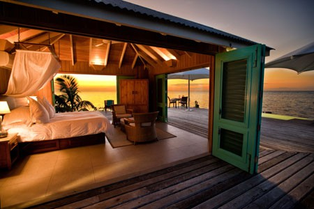 Luxurious Accommodation on the Private Island Cayo Espanto