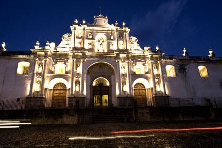 Cathedral, Antigua, Guatemala