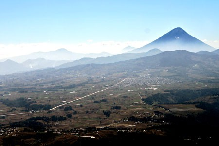 Helicopter Trips in Guatemala to see the Volcanoes