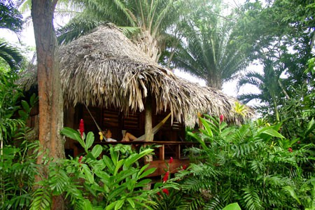 Lamanai Lodge, Orange Walk, Belize