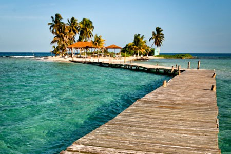 outer Caye Islands Belize