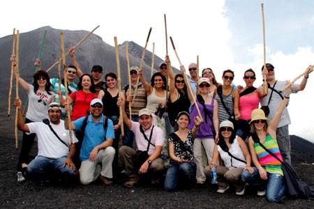 Climb a volcano in Guatemala, Costa Rica or Nicaragua