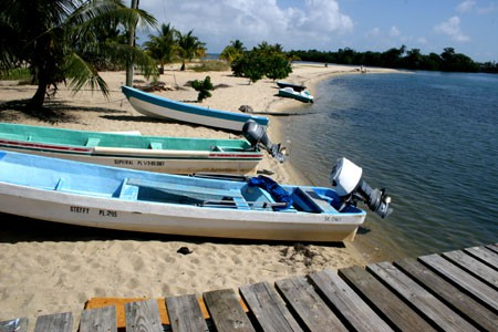 Placencia Village, Belize