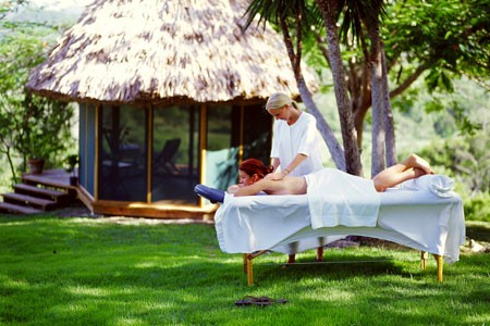Spa Wellness Spiritual Yoga Central America