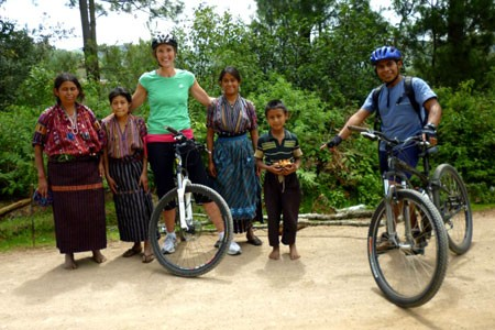 Mountain Biking in Guatemala