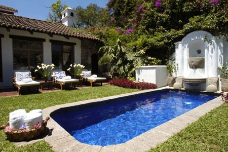 Colonial Mansion Boutique Hotels in Central America