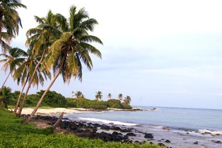 Little and Big Corn Island, Nicaragua
