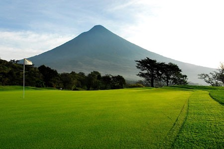 Golf Central America Guatemala Costa Rica Belize