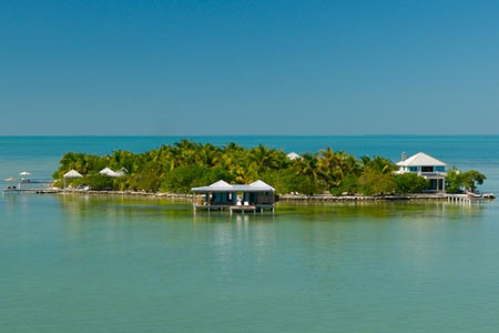 Private Island Luxury Hotels Belize