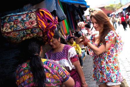 Streetfood Market Tour Guatemala Central America Itinerary