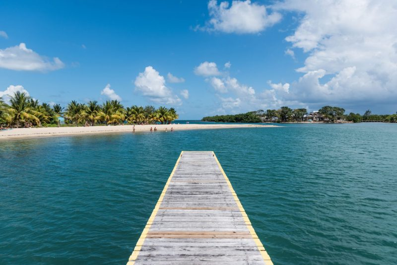 Placencia Beach with Viaventure Belize