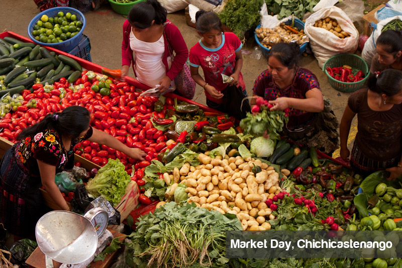 chichicastenango-market-day