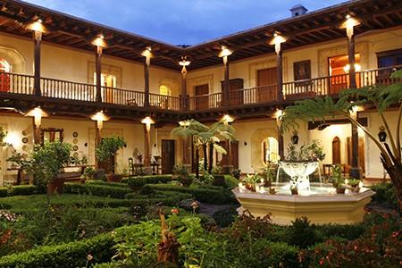 hotels Dona Leonor Hotel Antigua Guatemala