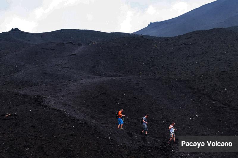 hiking-pacaya-volcano