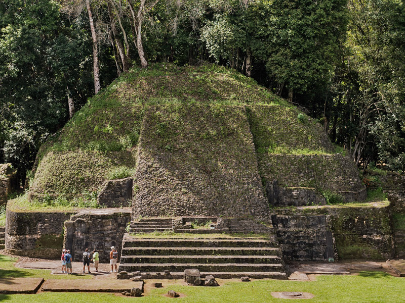 jungles-belize-caracol-archaeological-site