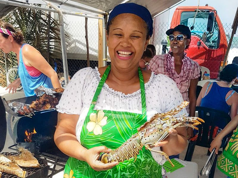 Lobster Festival in Belize with Viaventure