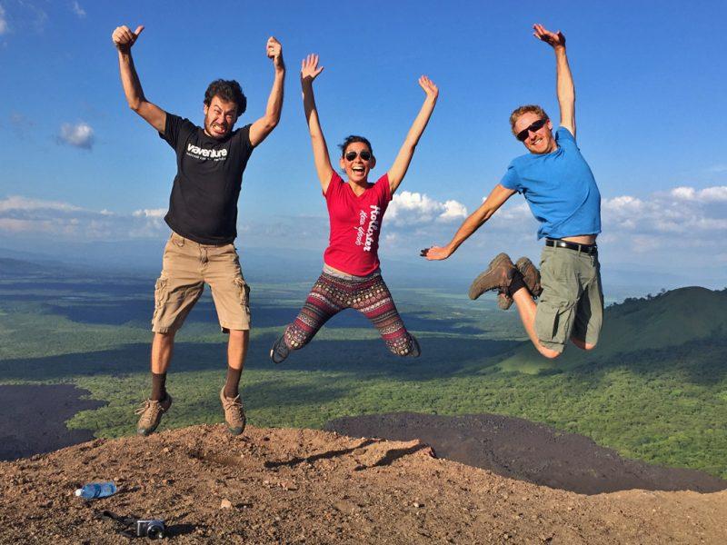 nicaragua-viaventure-team