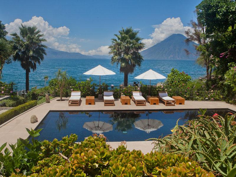 Give back in luxury Guatemala