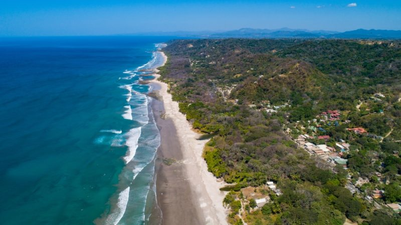 Santa Teresa Beach with Viaventure Central America
