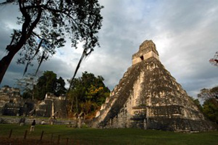 Destinations Tikal, Peten, Guatemala